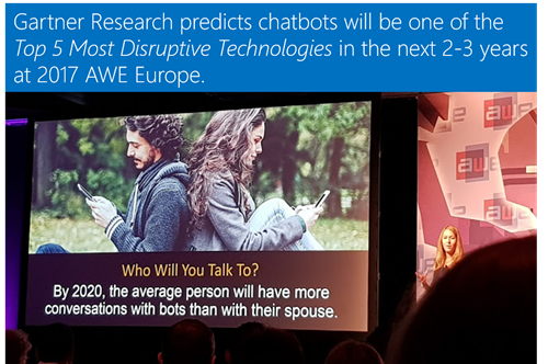AWE Europe 2017 Gartner Research Predictions