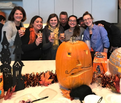 Chili Cook Off & Pumpkin Carving (KCMO)